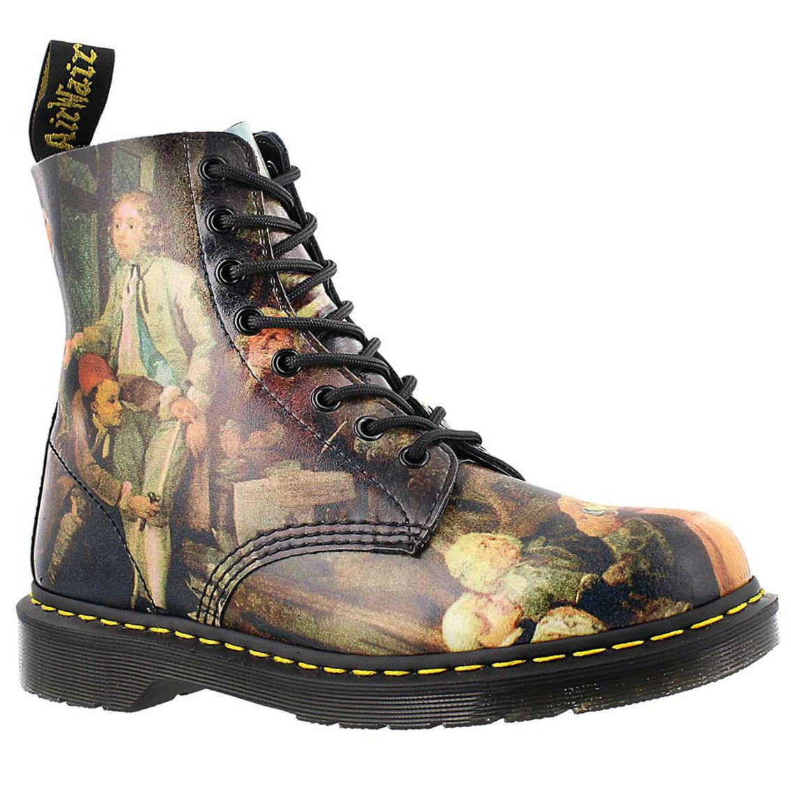 Mns 1460 Renaissance multi 8-eye boot