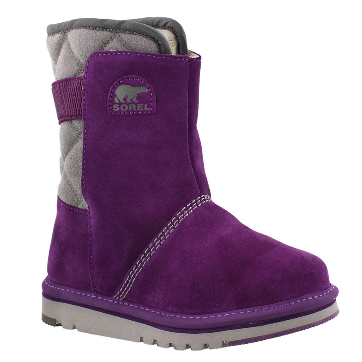 Grls Youth Newbie glory casual boot