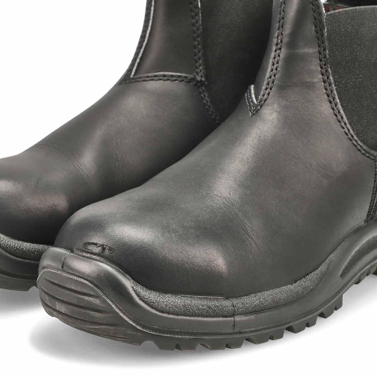 Unisex CSA black twin gore boot