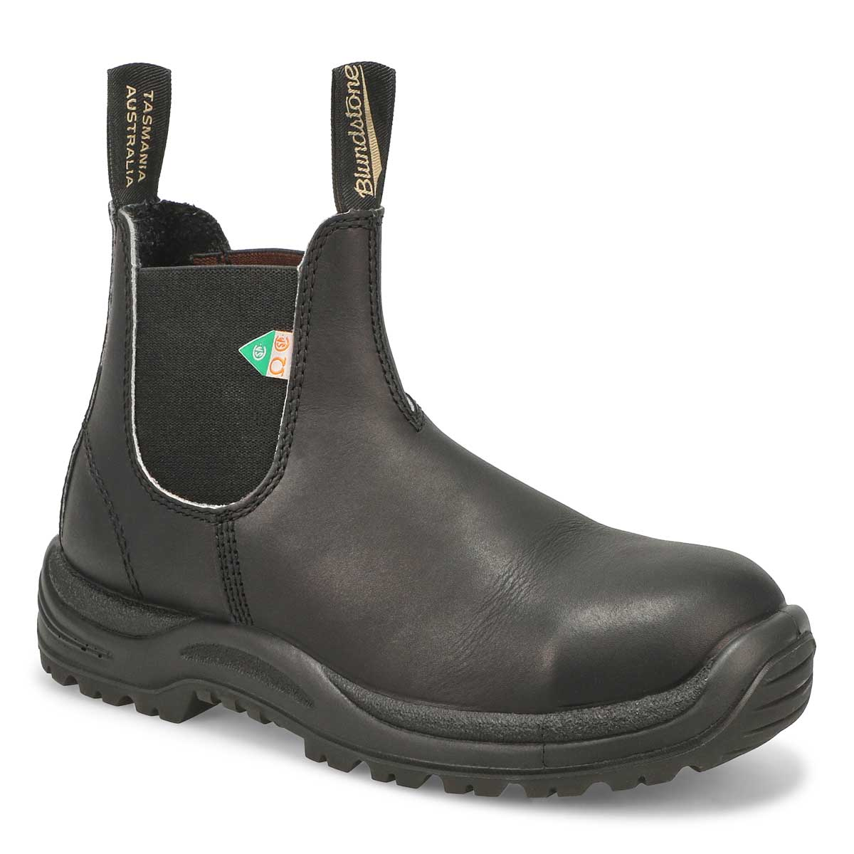 Unisex CSA GREENPATCH pull-on boots - UK SIZING