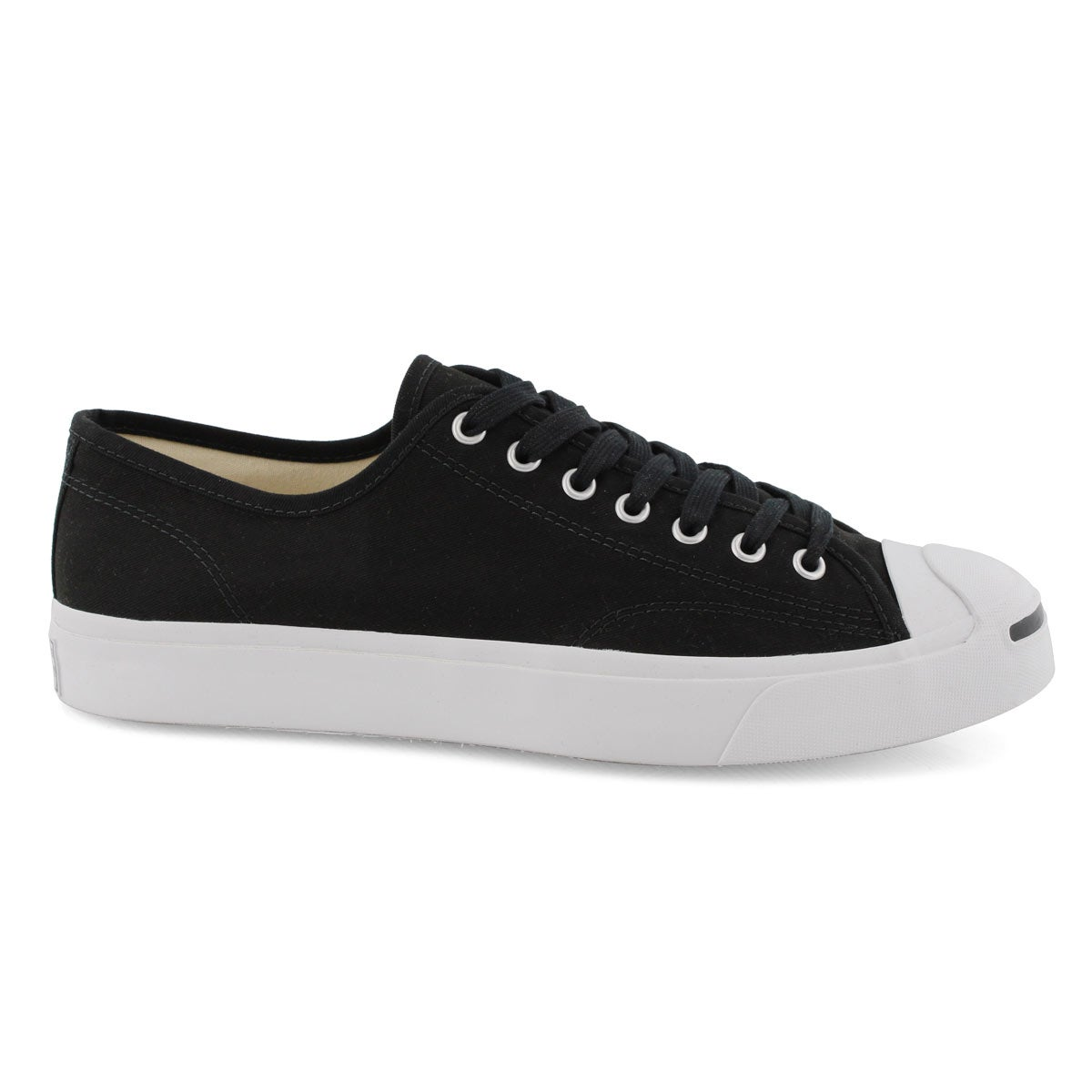 Mns Jack Purcell blk snkr