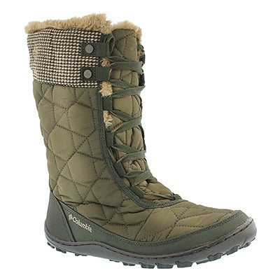 Columbia Women's MINX MID II nori winter boots