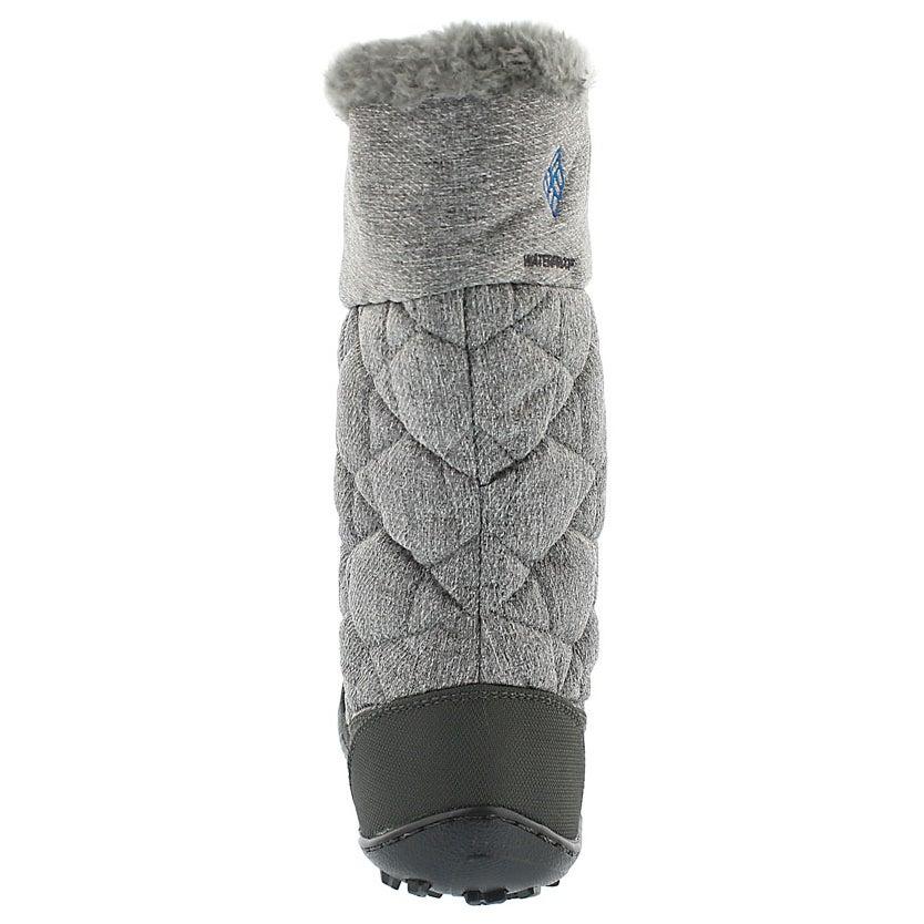 Bottes d'hiver MinxMid II, grès, fem