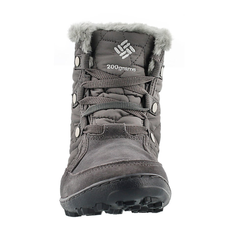 Lds Minx Shorty shale short winter boot