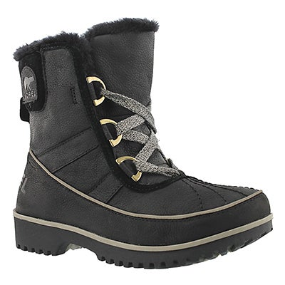 Sorel Women's TIVOLI II PREMIUM black winter boots