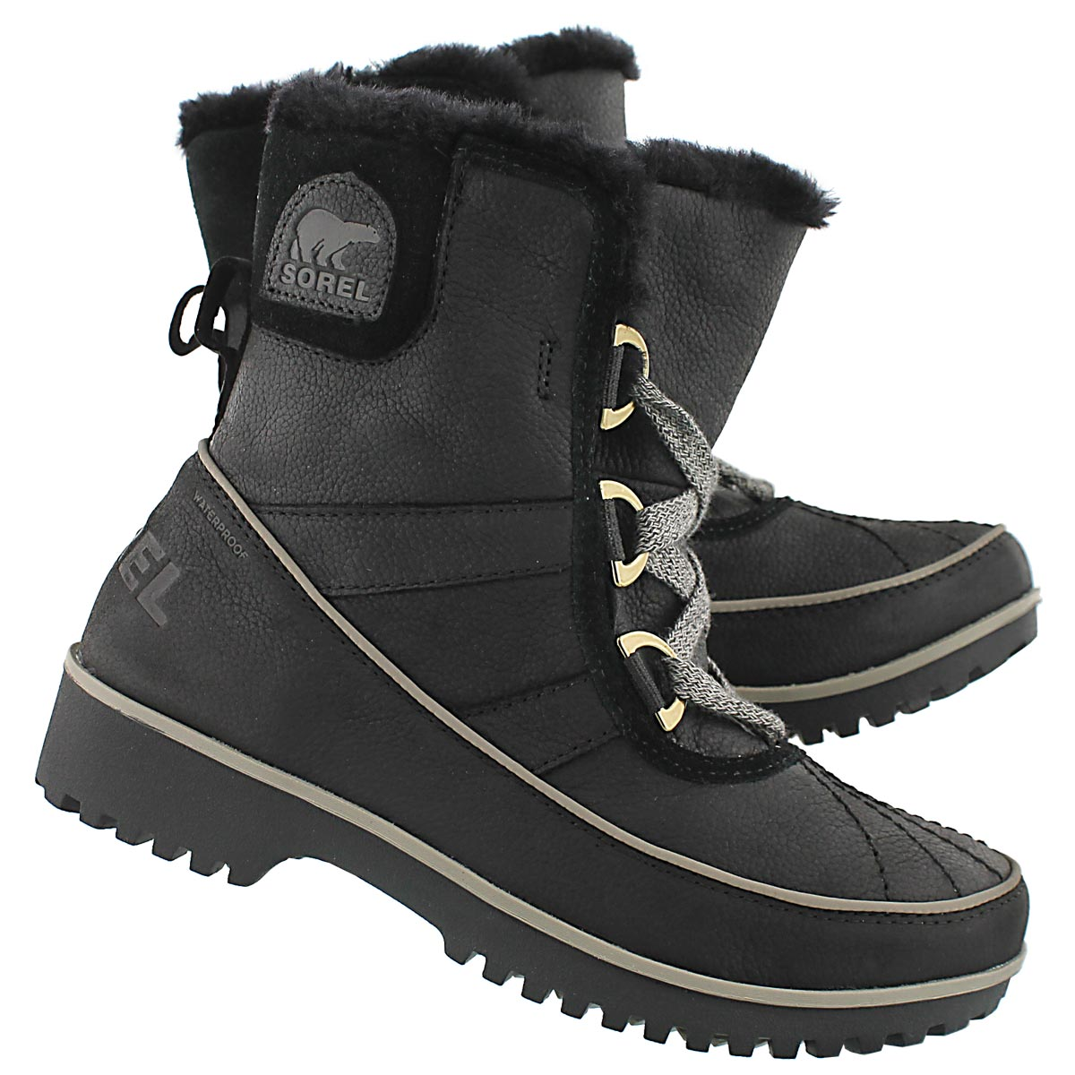 Lds Tivoli II Premium blk winter boot