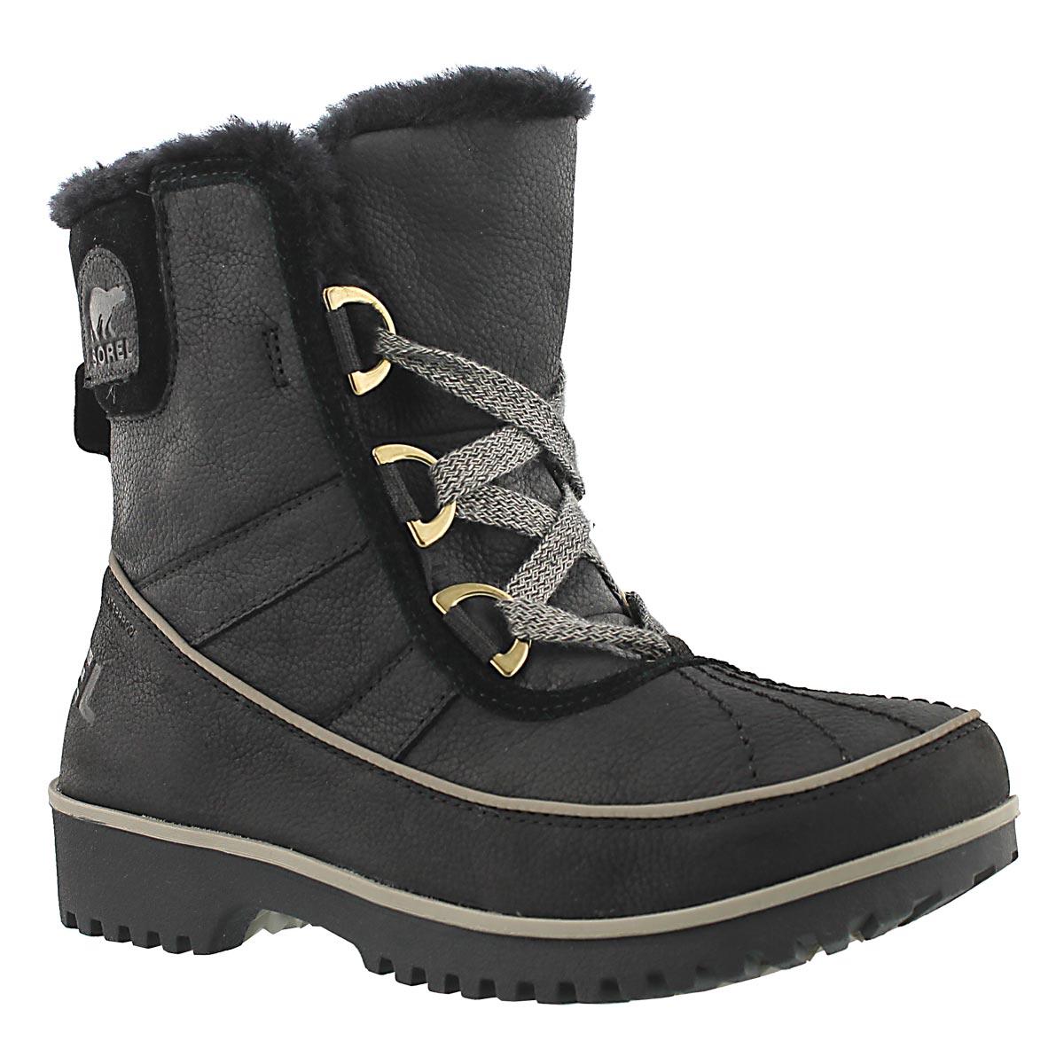 Women's TIVOLI II PREMIUM black winter boots