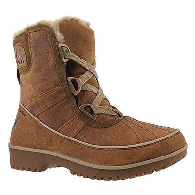 Lds Tivoli II Premium brn winter boot