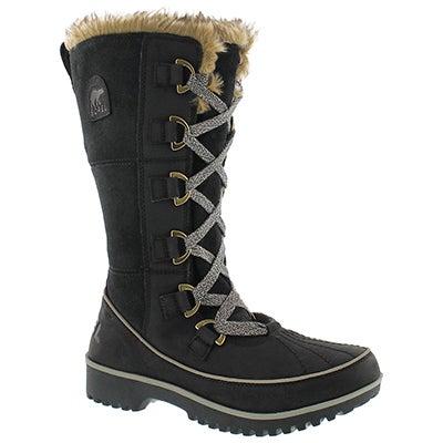 Sorel Women's TIVOLI HIGH II PREMIUM black winter boots