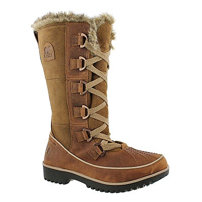 Lds Tivoli High II Premium brn wntr boot