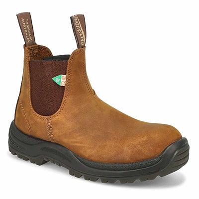Unisex CSA brown twin gore boot