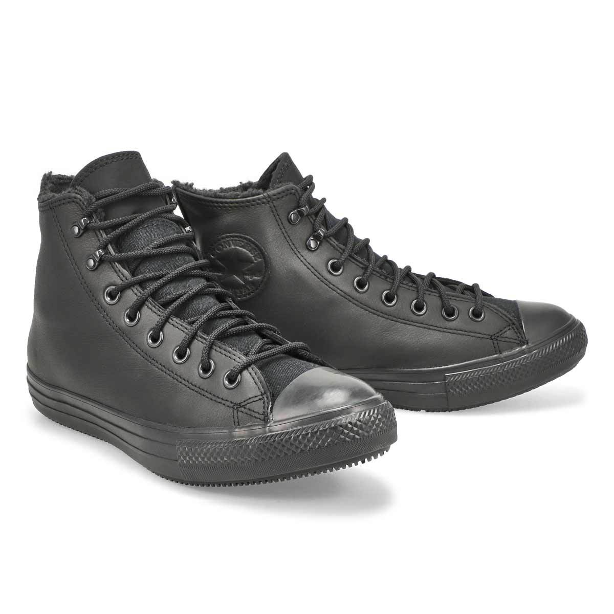 Mns CTAS Winter Hi blk/blk wtpf boot