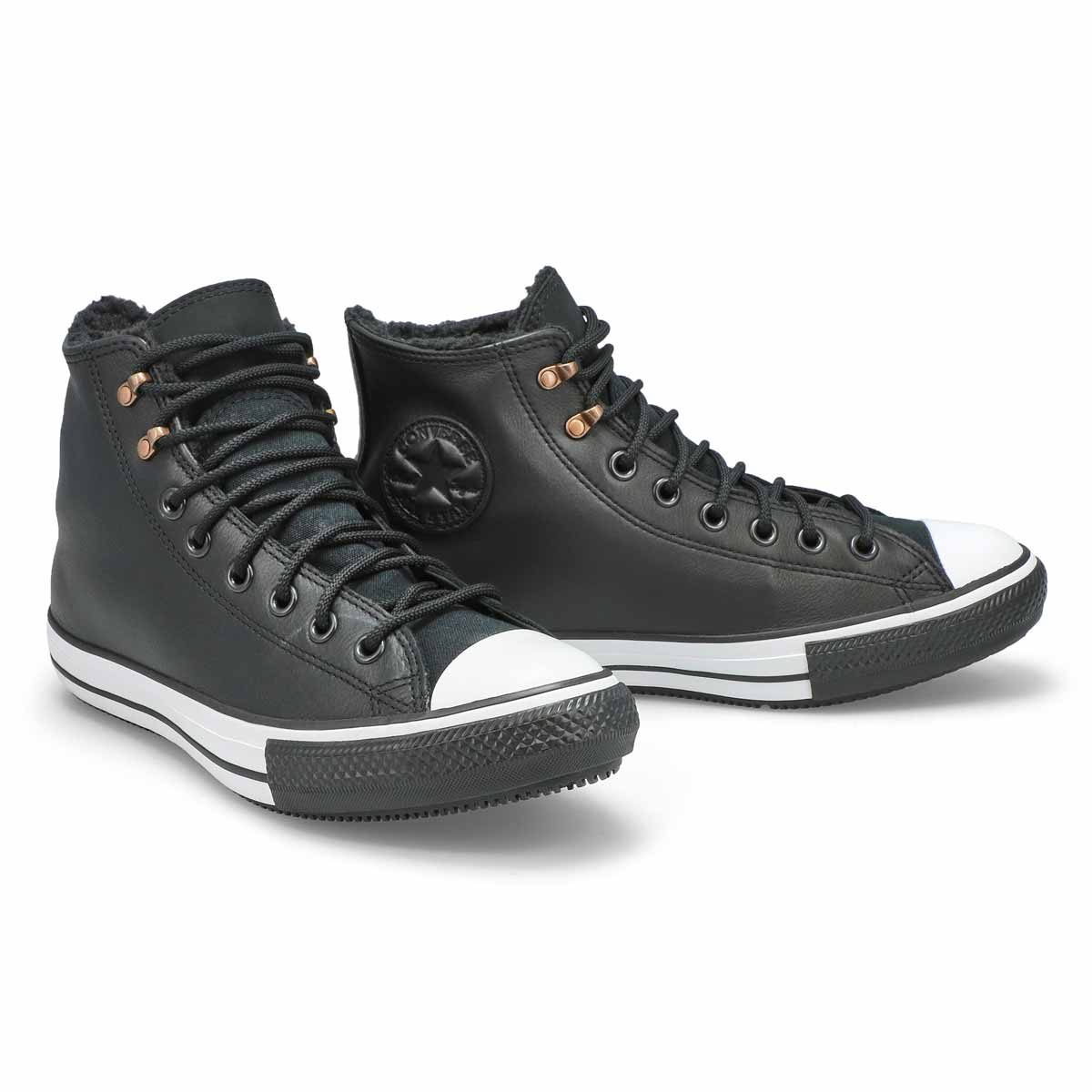 Mns CTAS Winter Hi blk/wht wtpf  boot