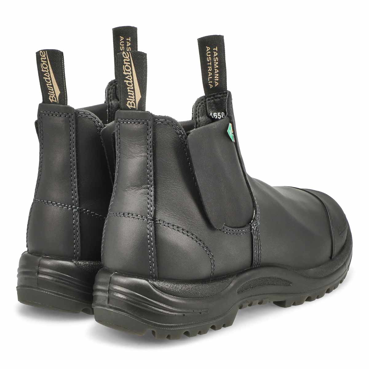 Mns Met Guard CSA blk twin gore boot