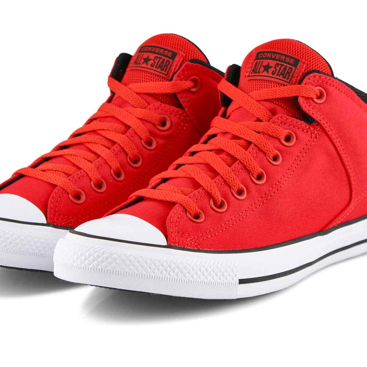 Mns CTAS High Street red snkr