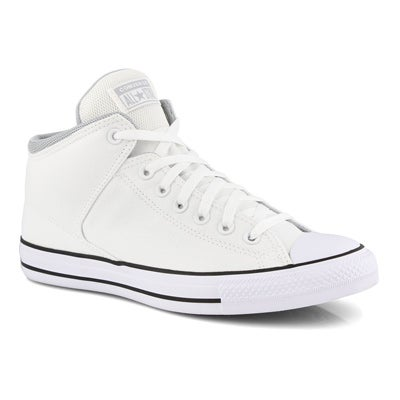 Mns CTAS High Street white snk