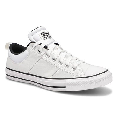 Mns CTAS CS white ox snk