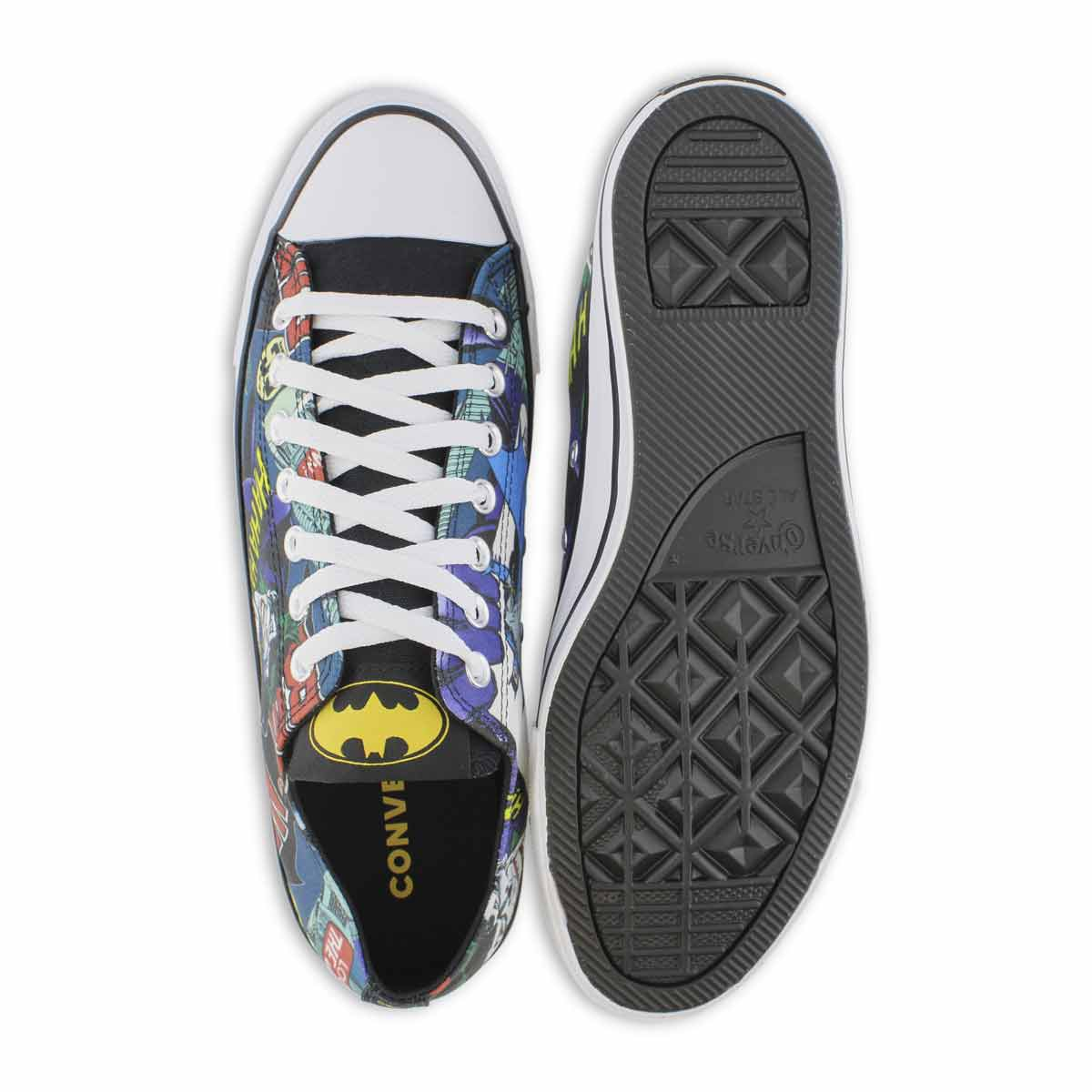 Mns Batman multi/wht oxford sneaker