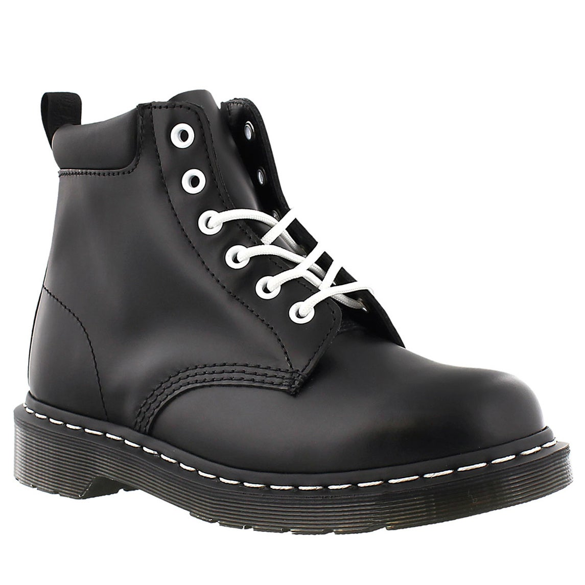 Lds Core 939 6-Eye black smooth Boot