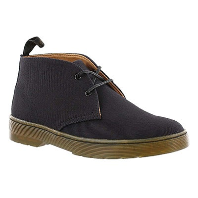 Lds Daytona black 2 eye desert boot
