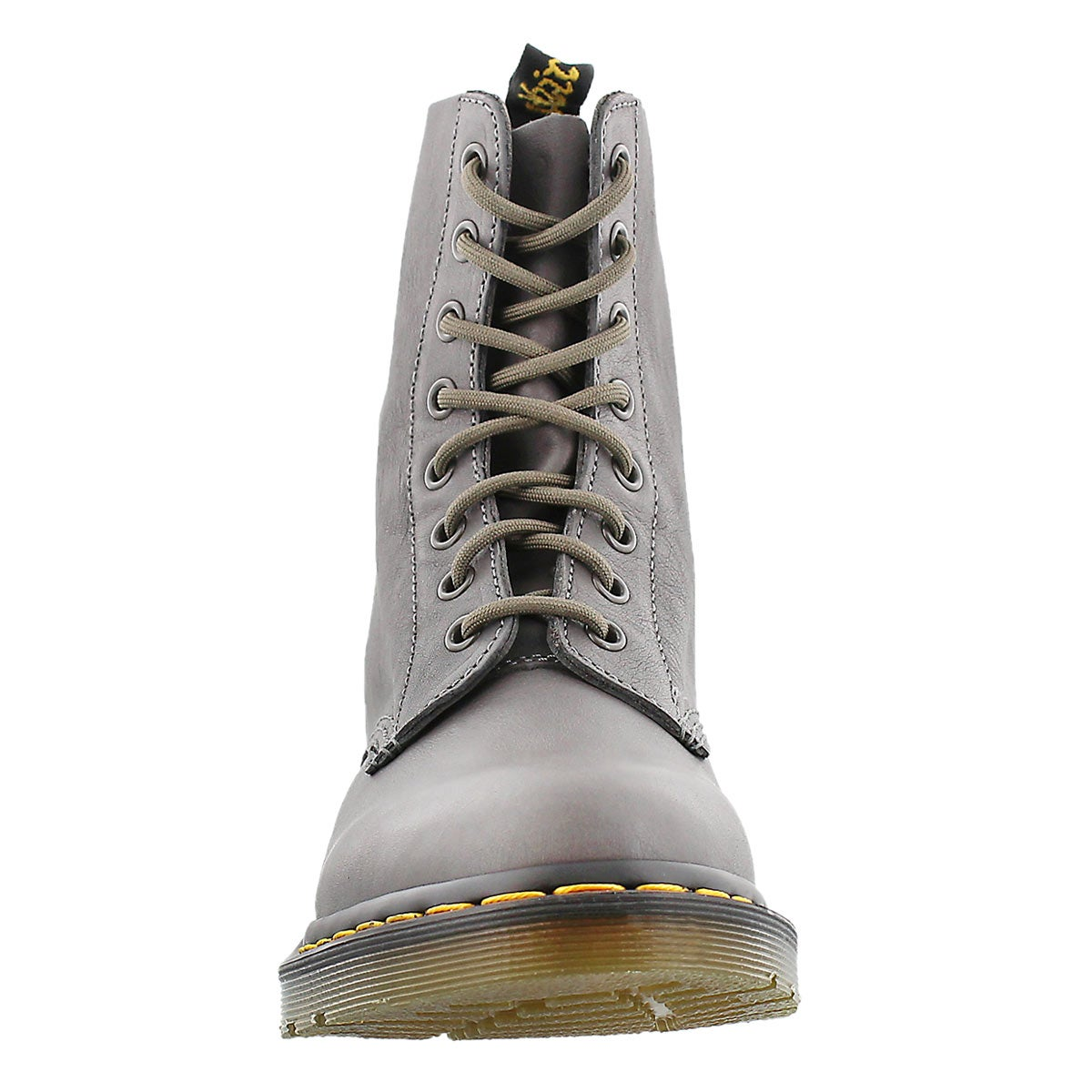 Lds Pascal 8-Eye lead soft leather boot
