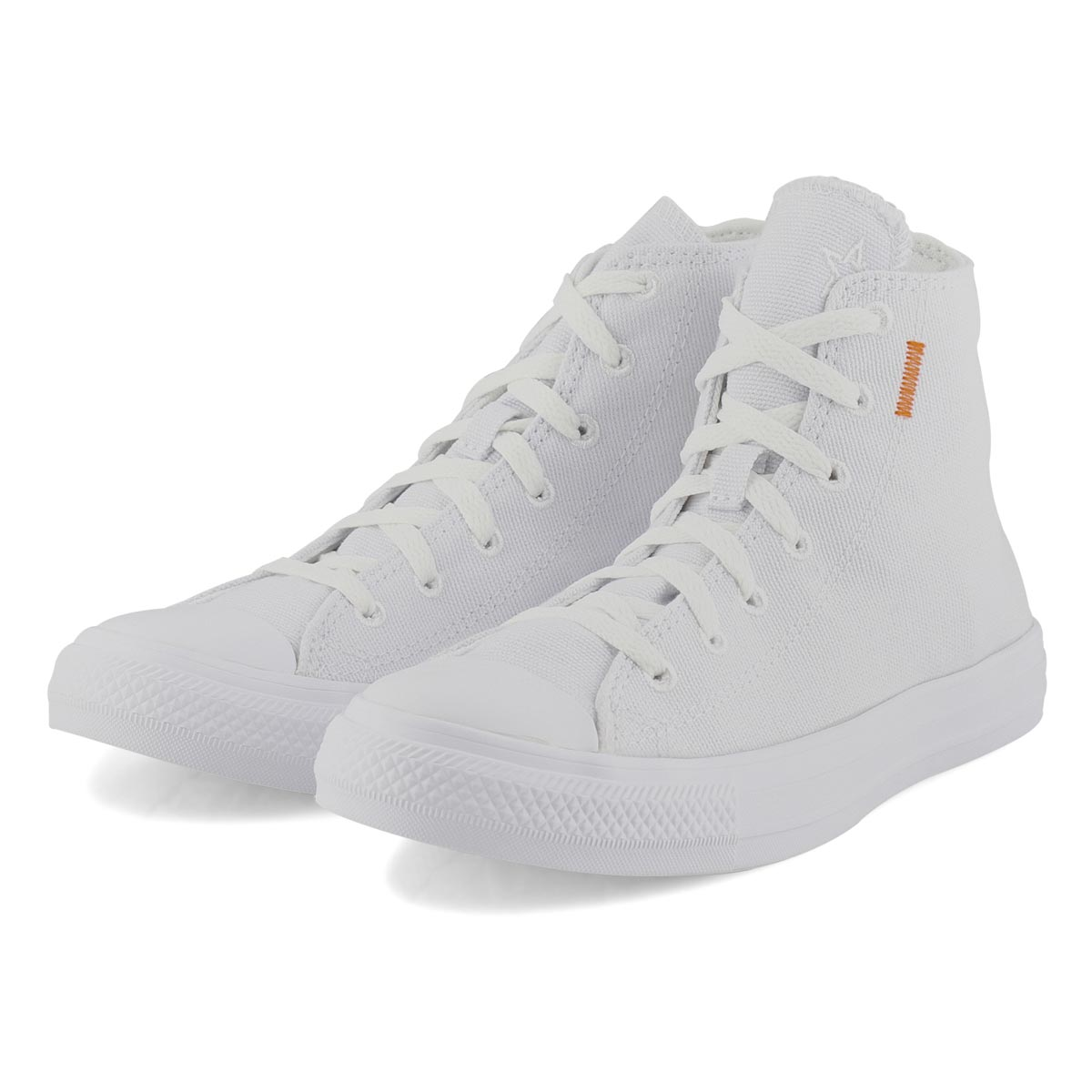 Lds CTAS white/lemon/black hi top snkr
