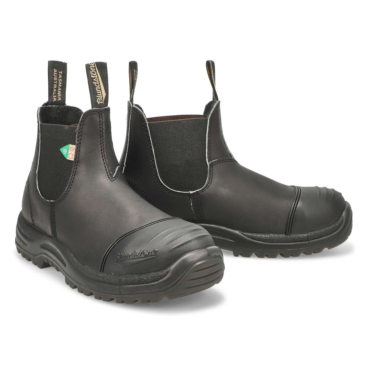 Unisex CSA black twin gore boot