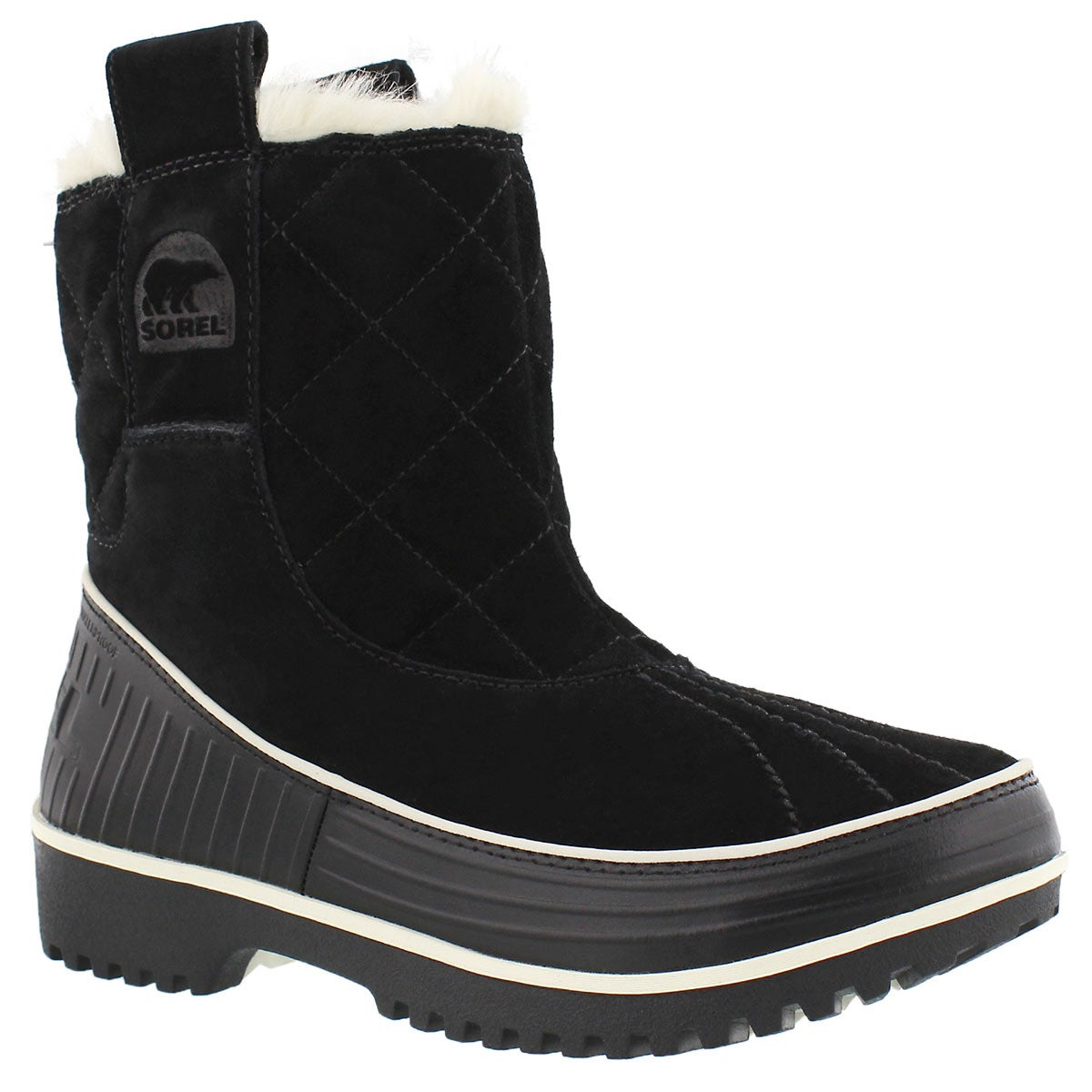 Lds Tivoli II Pull On blk winter boot