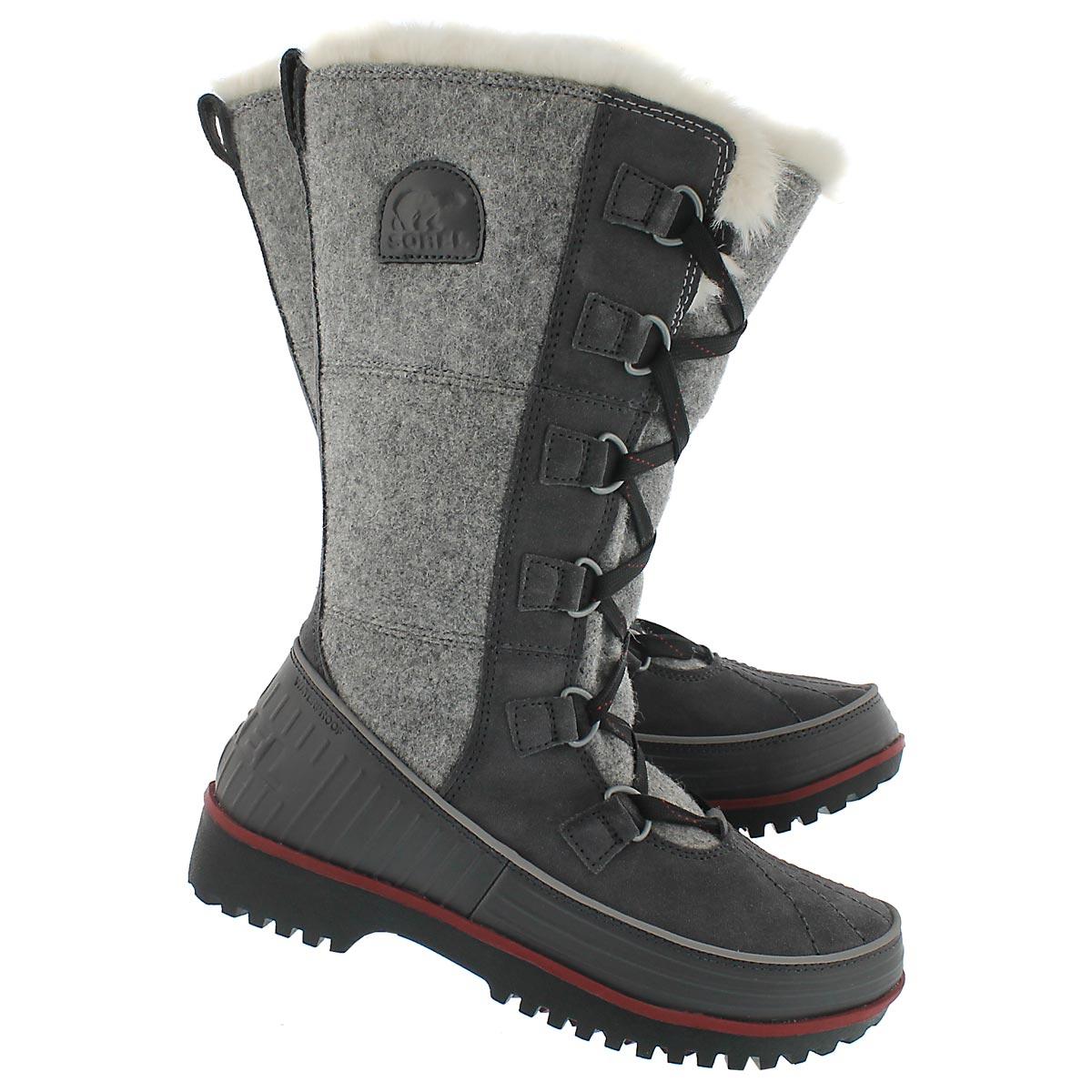 Lds Tivoli High II dk gry winter boot