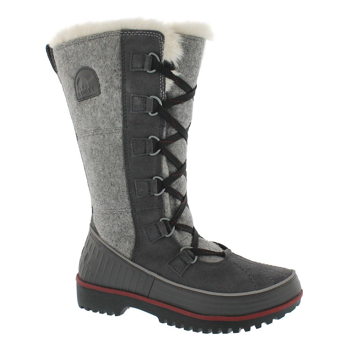 Women's TIVOLI HIGH II dark grey winter boots