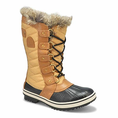 Sorel Women's TOFINO II curry waterproof boots