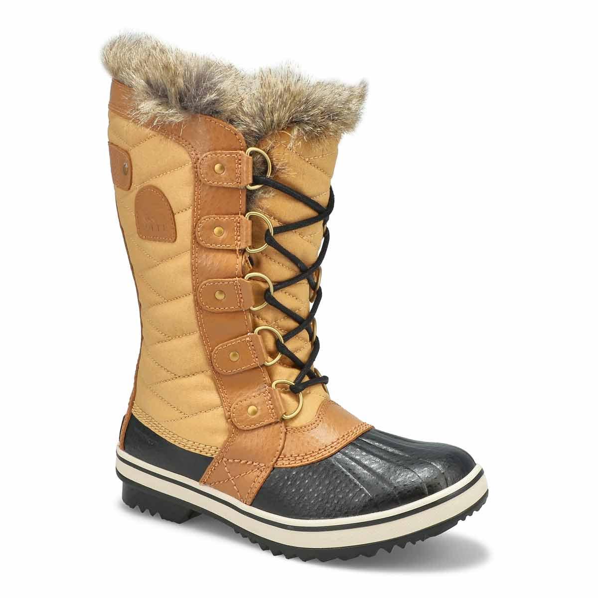 Women's TOFINO II curry waterproof boots