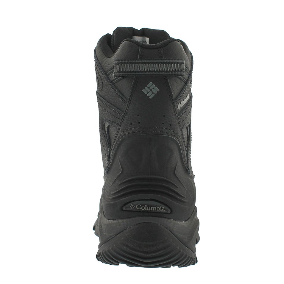 Mns Bugaboot II blk snow boot