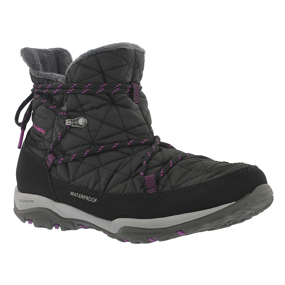 Lds Loveland Shorty OmniHeat blk boot