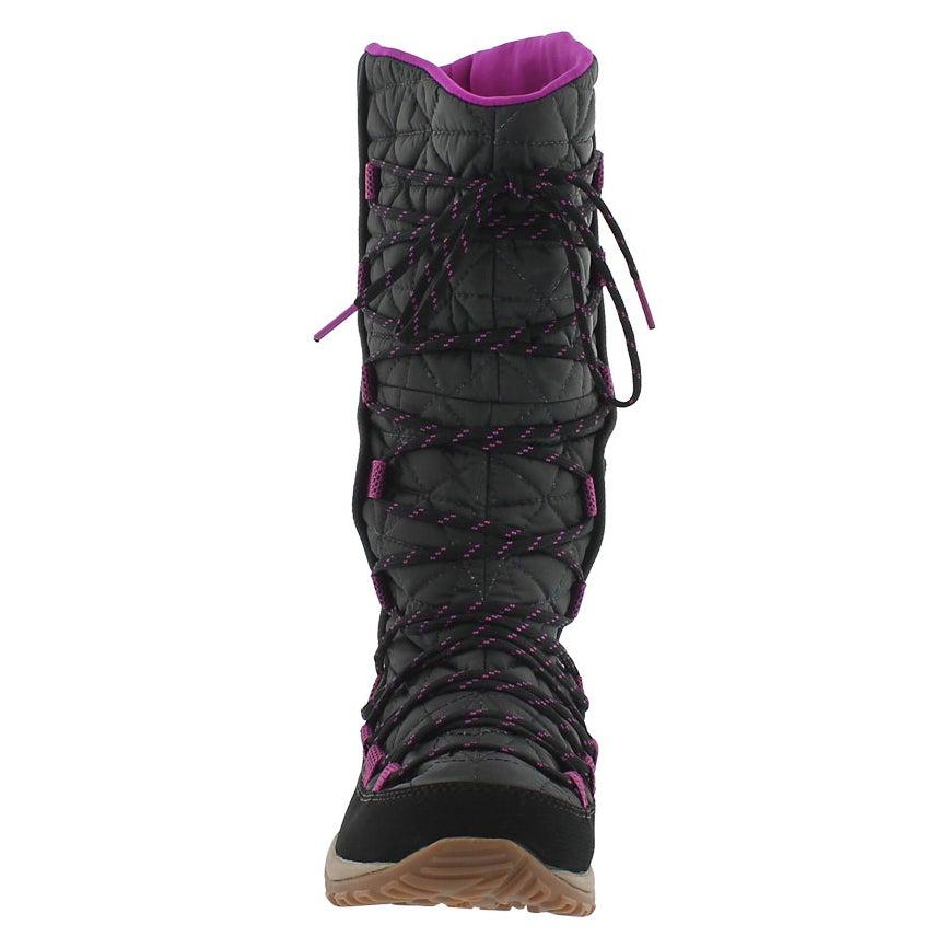 Lds Loveland OmniHeat shark/plum boot