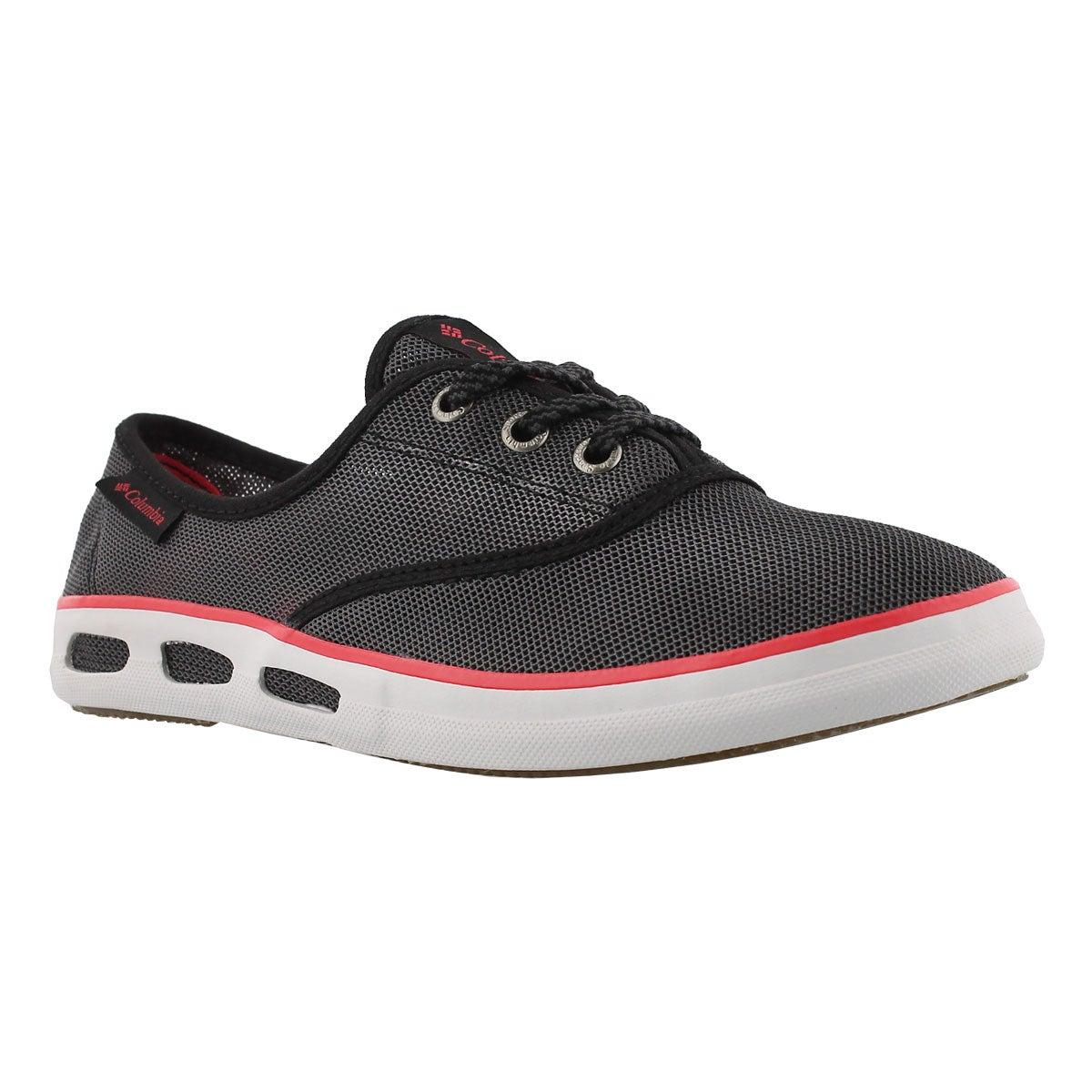 Lds Vulc N Vent Lace Mesh black sneaker