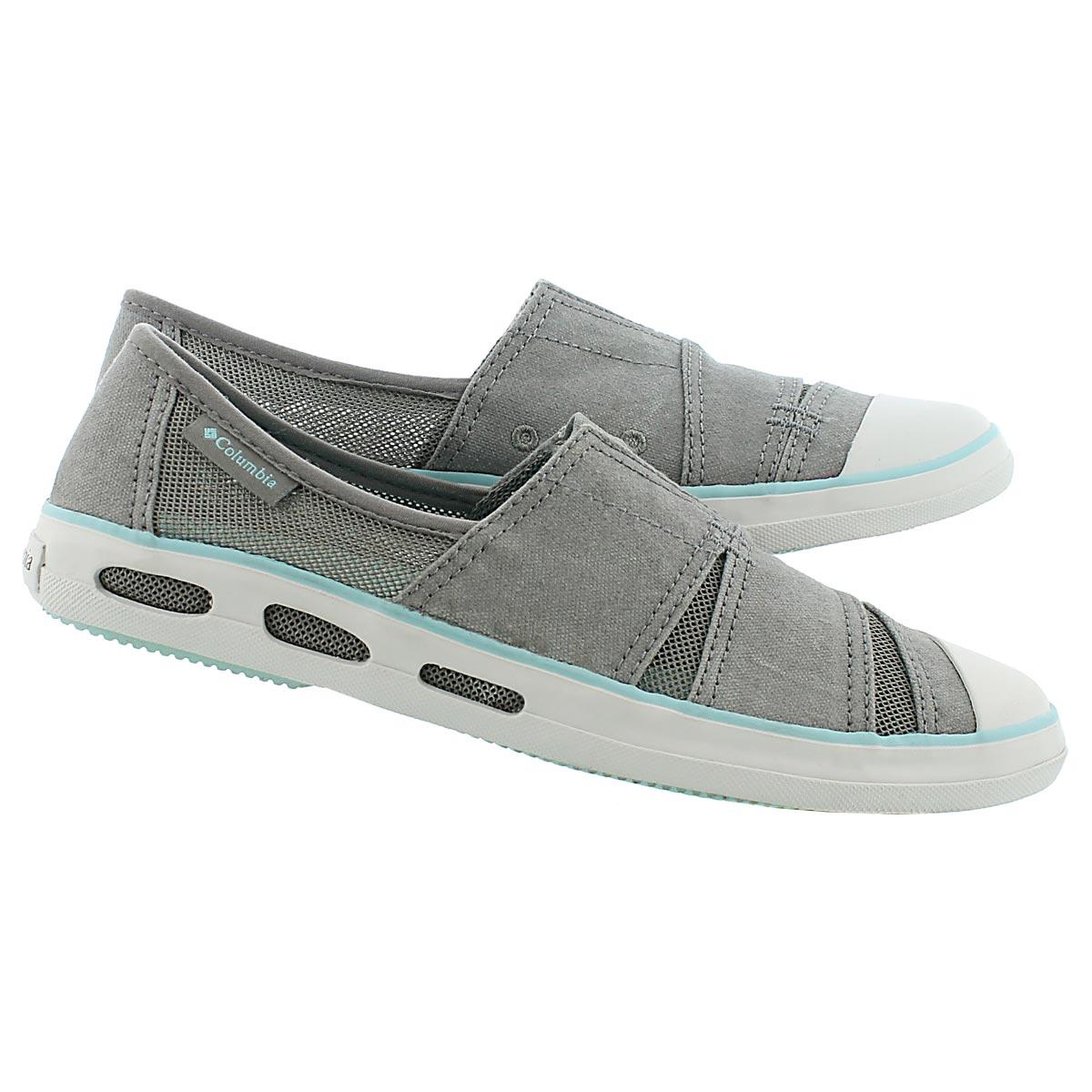 Lds Vulc N Vent Slip grey slip on