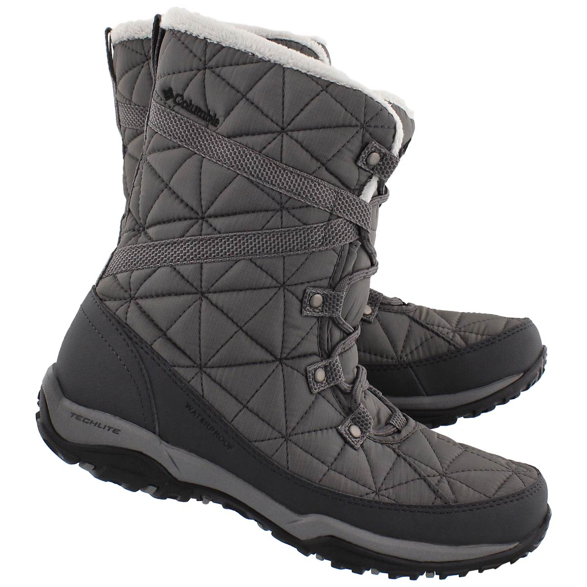 Lds Loveland Mid OmniHeat gry boot