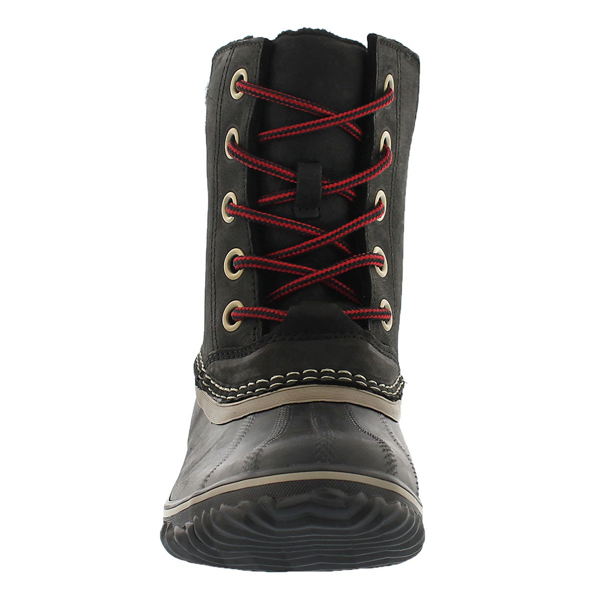 Lds Slimpack II Lace blk wtpf boot