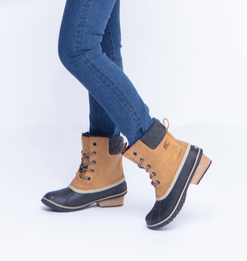 Lds Slimpack II Lace elk wtpf boot