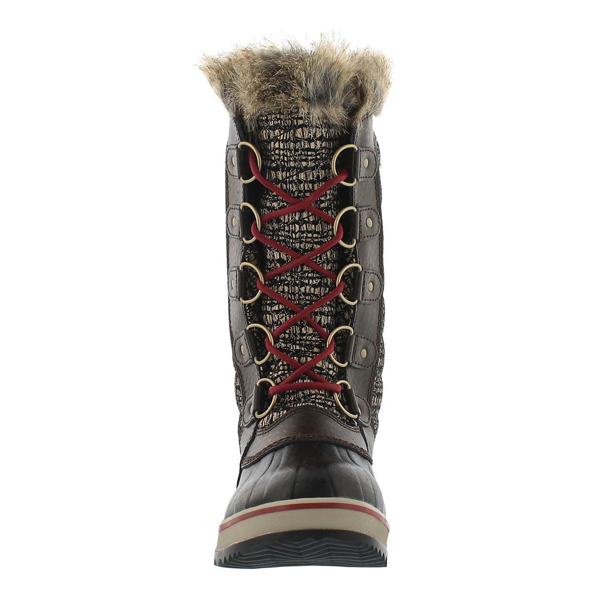 Lds Tofino II cordovan wtpf boot