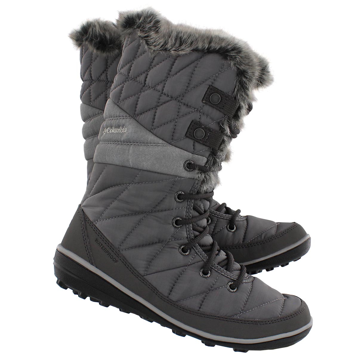 Botte hiver Heavenly OmniHeat, grès, fem