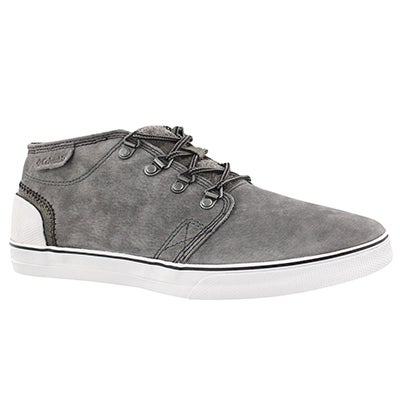 Columbia Men's VULC HALF DOME charcoal casual shoes