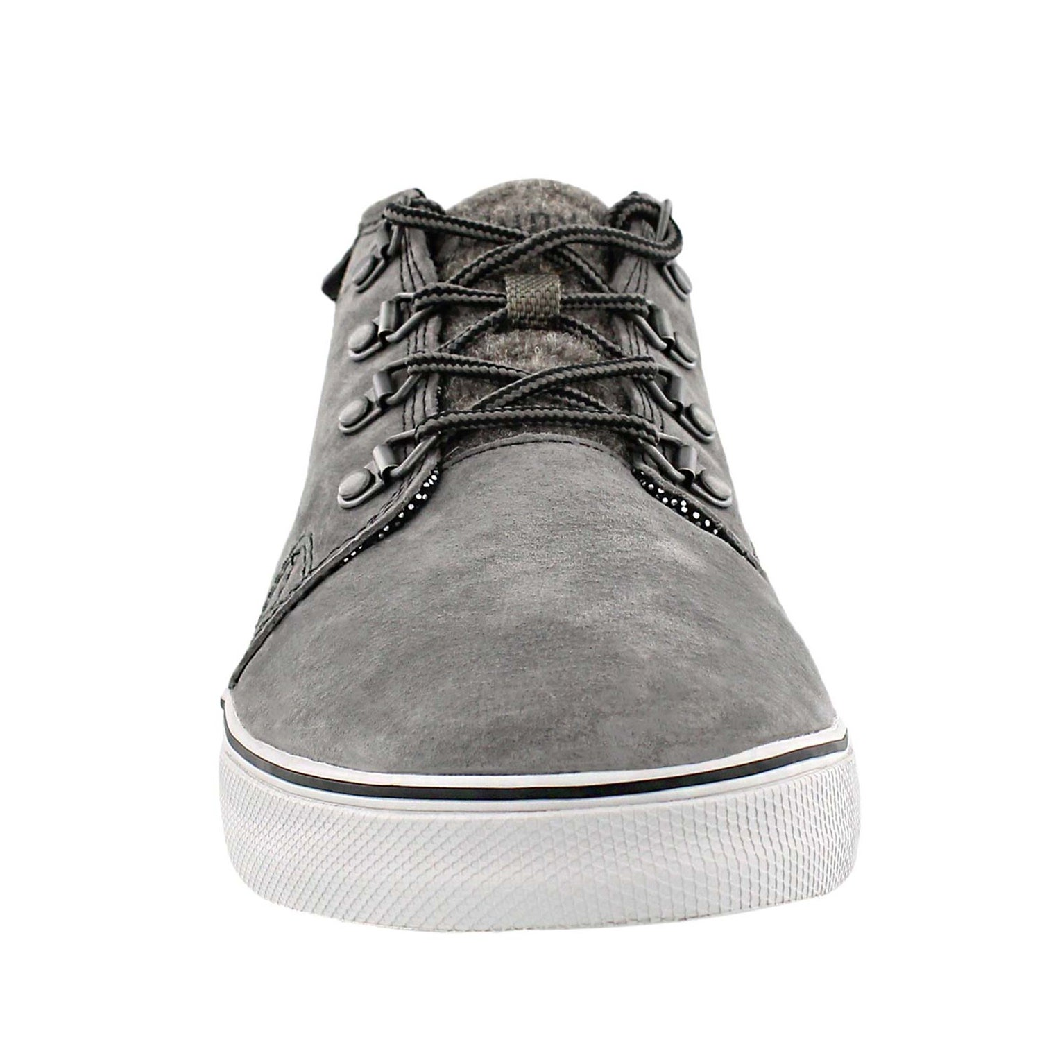 Mns Vulc Half Dome charcoal casual shoe