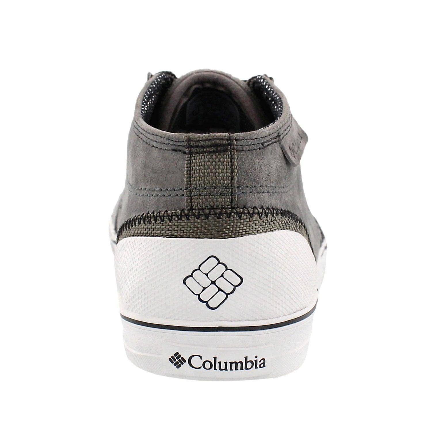 Mns Vulc Half Dome charcoal casual shoe