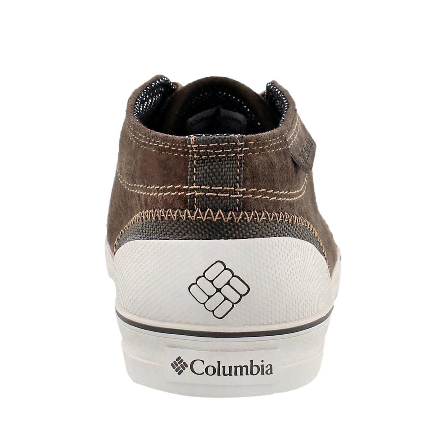 Chaussure déc. Vulc Half Dome, brun, hom
