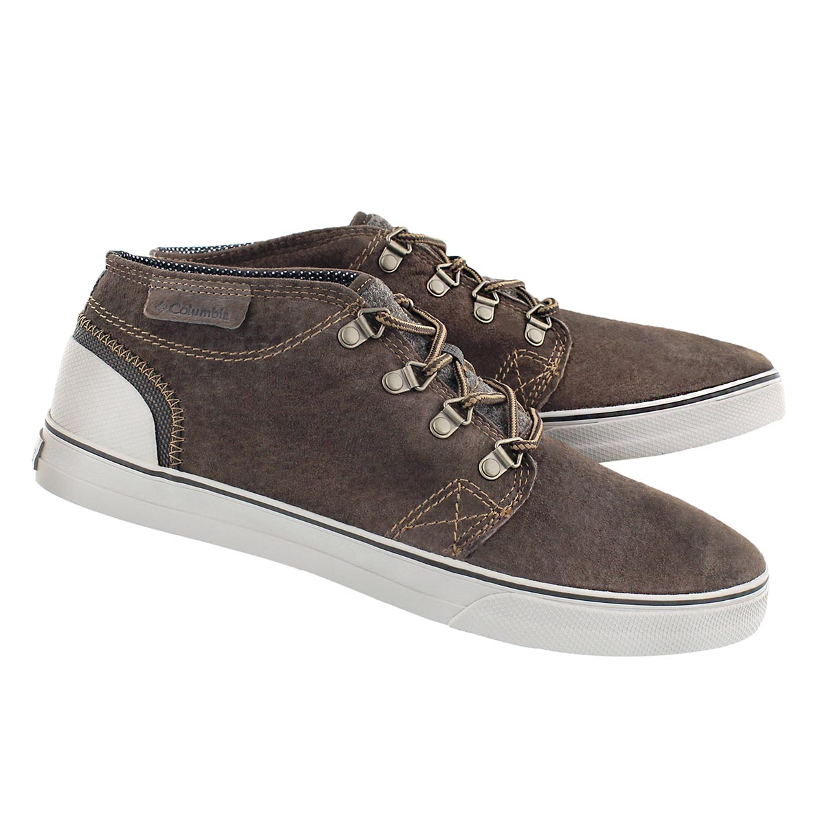 Mns Vulc Half Dome brown casual shoe