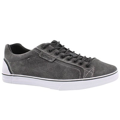 Columbia Richelieus déc. VULC CAMP 4 WINTER, gris, hommes