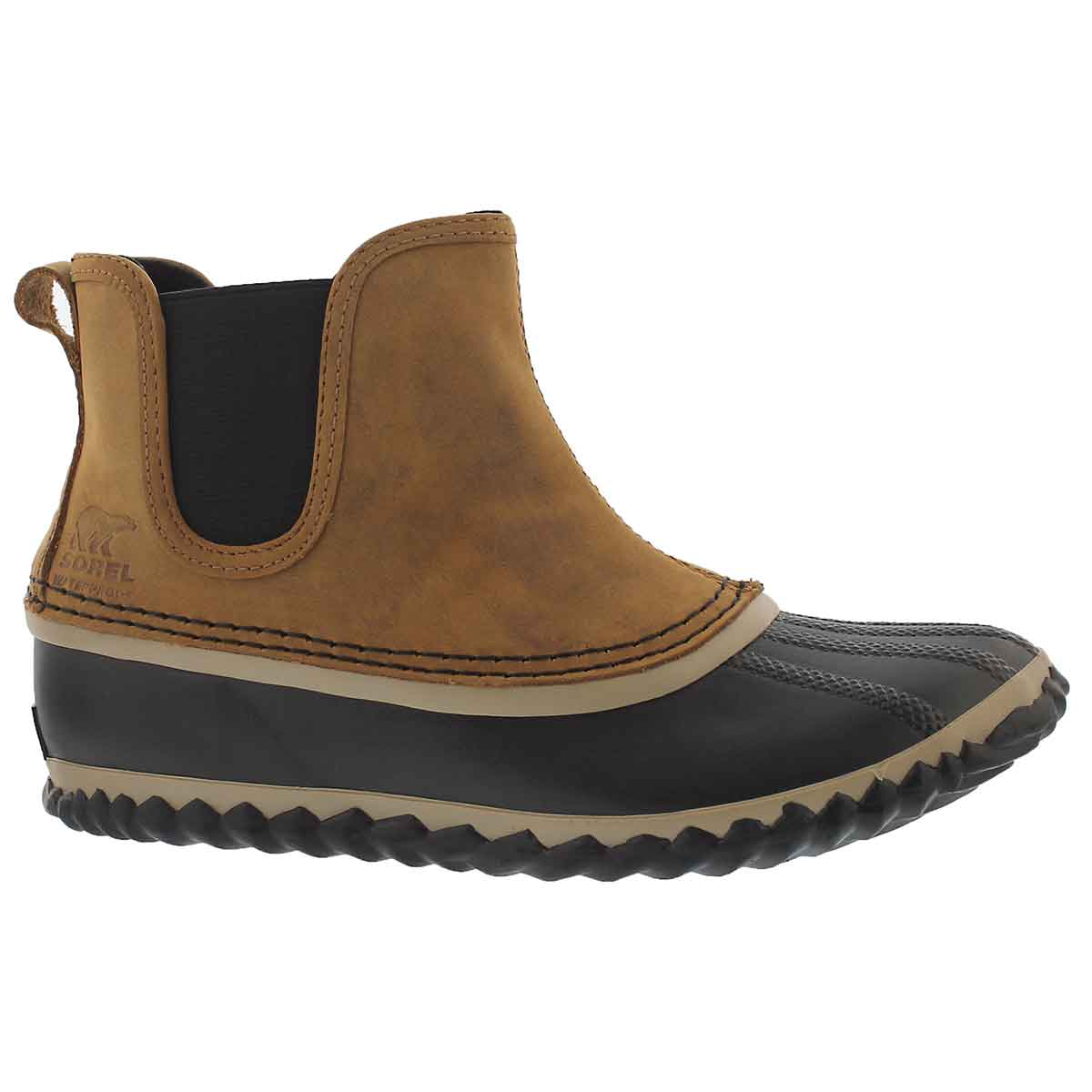 Lds Out'N About Chelsea elk duckie boot