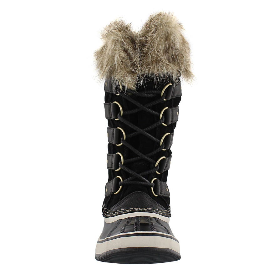 Lds Joan of Arctic blk winter boot